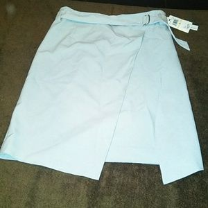 Sexy lil gray Amanda + Chelsea skirt